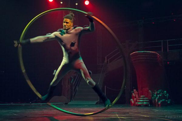 Musical El Rey León del Circo Alaska